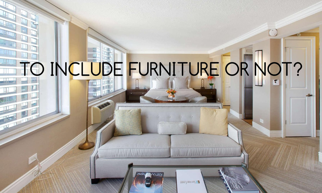 To include furnishings in home purchase or not