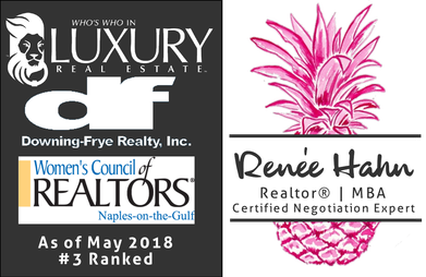 Renee Hahn, Naples Realtor, Downing-Frye Realty, Inc.